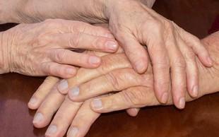 Zakonca, ki sta skupaj preživela 71 let, sta umrla na isti dan