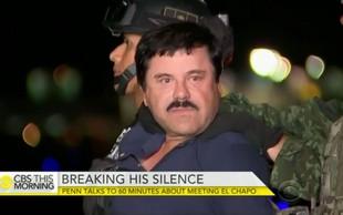 """Mehiški kralj mamil El Chapo poslej v družbi """"slavnih"""" kriminalcev"""