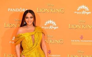 Beyonce v izzivalni obleki požela številne pohvale!