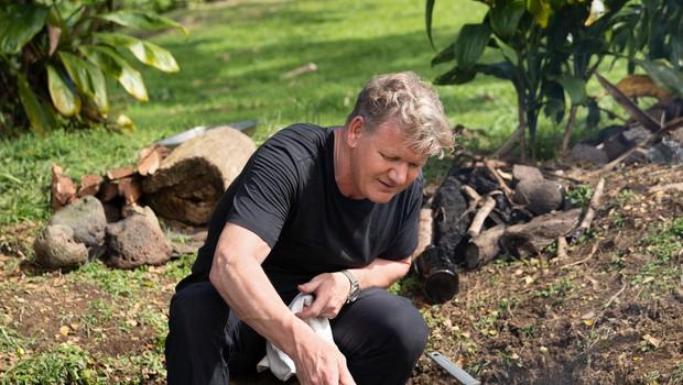 Gordon Ramsay je želel postati nogometaš (foto: Hawaii ep/Gordon Ramsey Uncharted)