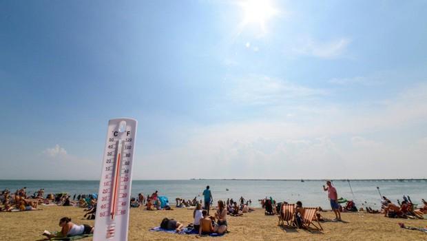 Letošnji julij globalno najbolj vroč, potrjujejo znanstveniki (foto: Profimedia)