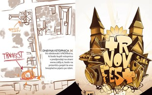 28. tradicionalni ljubljanski festival: Nekoč Trnfest je postal Trnovfest!