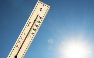 V Mostarju namerili kar 50 stopinj Celzija!