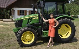 Kmetijo bo vodila Natalija Bratkovič, koza Žuža in izbrani tekmovalci pa že čakajo, da se vselijo v nov dom