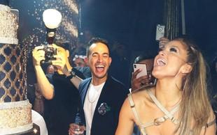 Jennifer Lopez proslavila srečanje z abrahamom, za darilo dobila tudi Porscheja!