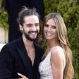 Tom Kaulitz in Heidi Klum sta velik korak storila kar na skrivaj