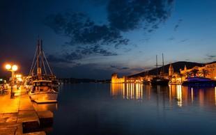 V Dalmaciji sinoči najhujša nevihta tega poletja doslej