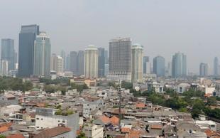 Električni mrk na indonezijskem otoku Java,  Džakarta ohromljena