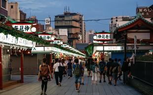 Potres v Tihem oceanu stresel Japonsko, cunamija ne pričakujejo
