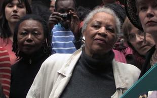Poslovila se je Nobelova nagrajenka Toni Morrison