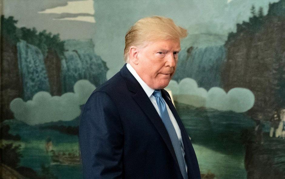 Donald Trump si prizadeva, da bi ZDA kupile Grenlandijo (foto: Profimedia)