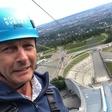 Jože Potrebuješ in Mitja Ferenc sta se pomerila na skakalnici Holmenkollen; kdo je bil boljši?