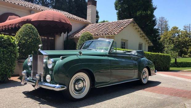 Rolls royce Elizabeth Taylor prodan za pol milijona dolarjev (foto: Profimedia)