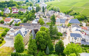 Luksemburg je zajel tornado in za sabo pustil opustošenje