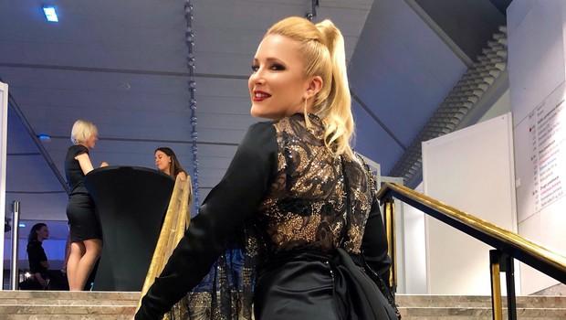 Danica Lovenjak vedno kot sijoča, močna in sodobna ženska (foto: Osebni album)