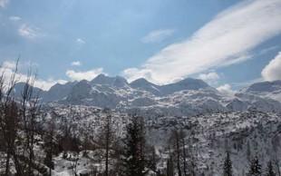 Na poti na Komno je zaradi zdravstvenih težav umrl hrvaški planinec
