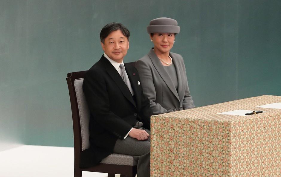 Japonski cesar ob obletnici kapitulacije Japonske govoril o globokem kesanju (foto: Profimedia)