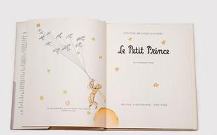V Švici so odkrili skice za knjigo Mali princ