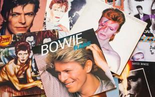 Paviljon Davida Bowieja so promovirali z oznako posebnega pomena