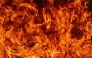 Požar v hotelu Tokyo Star v Odesi terjal osem življenj