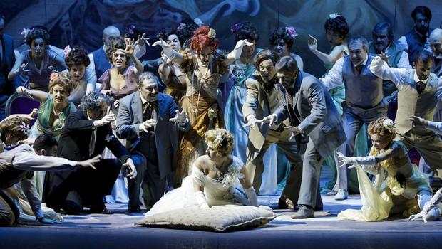 V Ljubljano prihaja La Traviata z brezčasno ljubezensko zgodbo (foto: Festival Ljubljana)