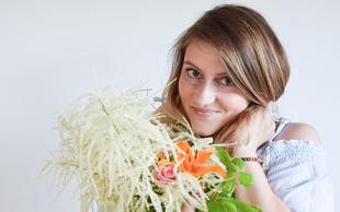 Blogerka Monika Verhovšek: Bralci čutijo, kdaj smo prodane duše