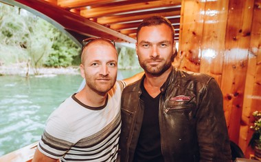 #FUKSi warm up: Sladica Boat Party - Ogrevanje z urbanimi akterji