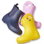 Crocs dežni škornji za barvito jesen (foto: Crocsi Press)