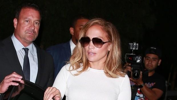 Tudi s krajšimi lasmi je Jennifer Lopez videti fantastično! (foto: Profimedia)