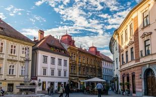 Med 100 najbolj trajnostnimi destinacijami sveta 31 slovenskih, med njimi tudi Ljubljana