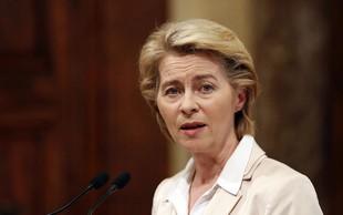 Ursula von der Leyen: EU se mora skupaj soočiti z izzivi
