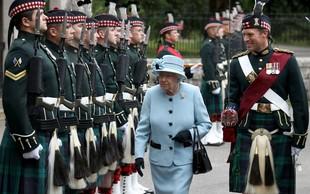 Varnostniki imajo posebna imena za kraljico Elizabeto in člane kraljeve družine