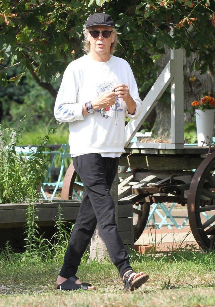 Paul McCartney se je lotil svojega prvega muzikala (foto: Profimedia)
