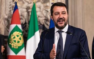 Matteo Salvini: Vlada rojena v Bruslju, da bi se me znebili