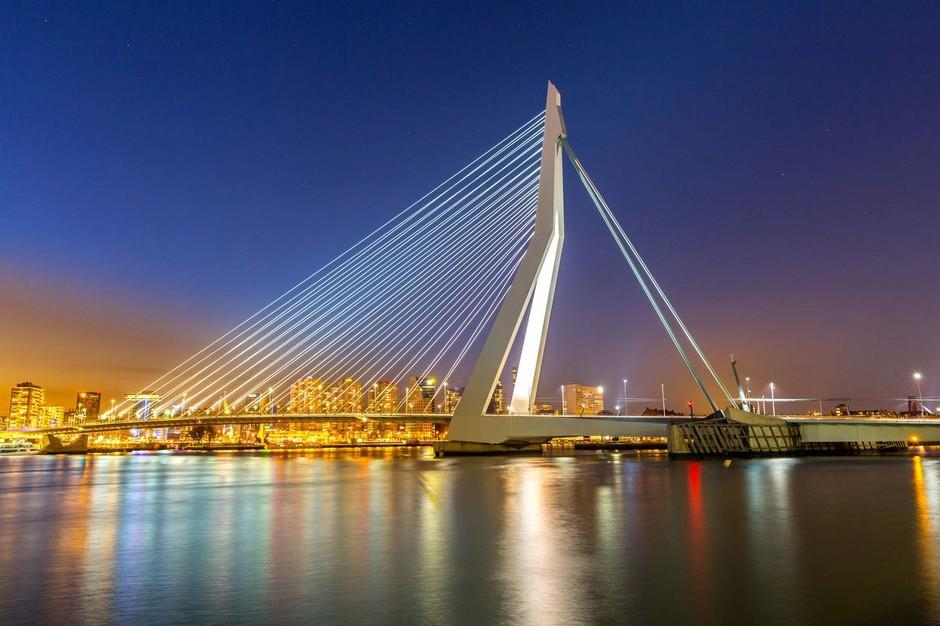 Naslednje tekmovanje za pesem Evrovizije bo v Rotterdamu (foto: Profimedia)