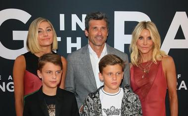Eden od producentov filma je bil tudi igralec Patrick Dempsey, ki je na premiero prišel s svojo družino, soprogo Jillian Fink, hčerko Tallulo Fyfe ter sinovoma Darbyjem Galenom in Sullivanom Patrickom.