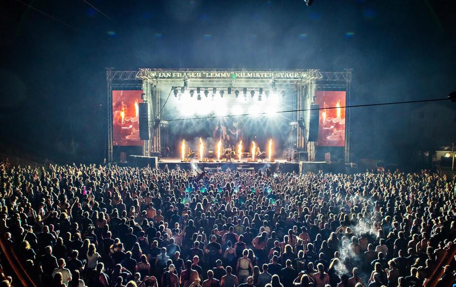 V Tolmin je prišlo več kot 100 glasbenih skupin z vsega sveta. (foto: Foto: Miha Koron)