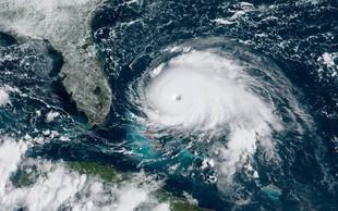 Zaradi orkana Dorian odredili evakuacijo obale Južne Karoline