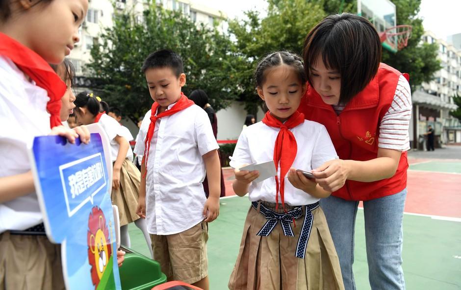 Na Kitajskem v napadu na osnovno šolo ubitih osem učencev, dva sta ranjena (foto: profimedia)