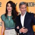 George Clooney in soproga Amal vedno znova poskrbita za govorice; namesto ločitve znova dvojčka?!