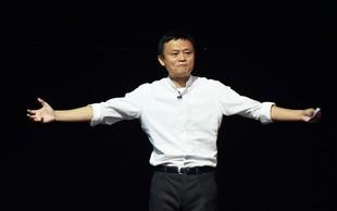 Jack Ma, ustanovitelj Alibabe, se je upokojil
