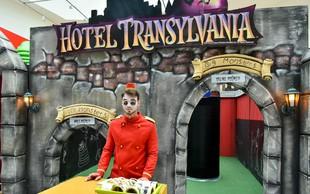 V Cityparku spoznajte Drakulo in ostale pošasti ter obiščite njihov dvorec