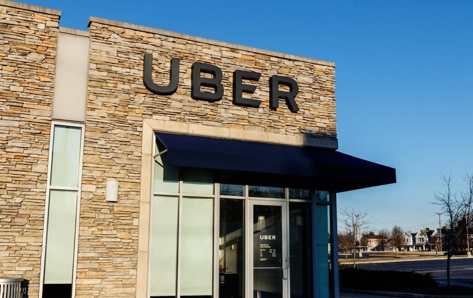 Uber v zasledovanju dobička odpušča 435 ljudi (foto: profimedia)