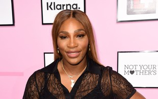 Serena Williams s svojo kolekcijo na tednu mode v New Yorku