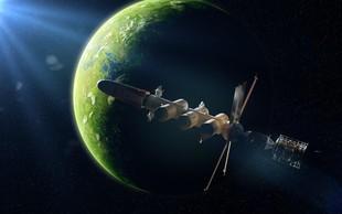 """Na 110 svetlobnih let oddaljeni """"super Zemlji"""" odkrili vodo!"""