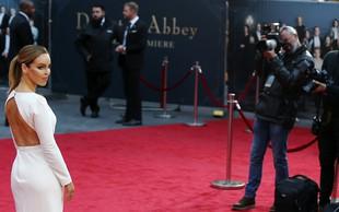 Downton Abbey po televizijski uspešnici še na velika platna!
