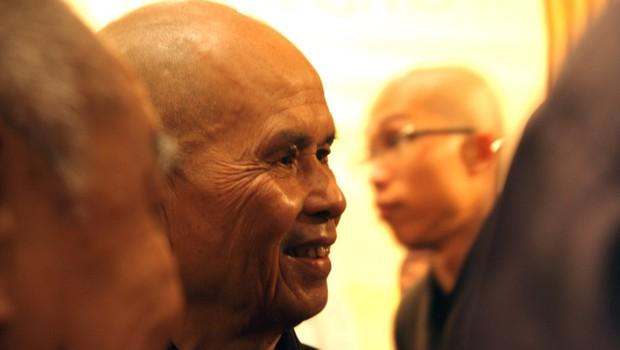 Thich Nhat Hanh: Z budizmom skladni napotki, kako doseči pravo ljubezen