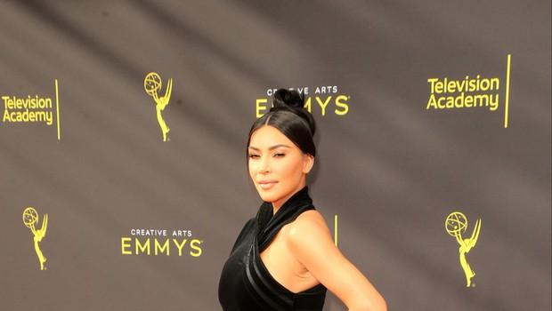 Kim Kardashian ima težave s težo: Zredila se je za 8 kilogramov! (foto: Profimedia)