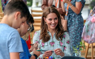 Vojvodinja Kate: Je noseča ali ne? Ugibanja ne potihnejo!