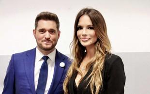 Michael Bublé in Severina sta se spoznala v Zagrebu